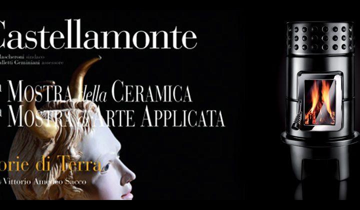 Stack alla 51ma mostra della ceramica di Castellamonte