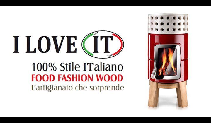 Le stufe Stack al 'Salone I Love IT – 100% stile ITaliano'