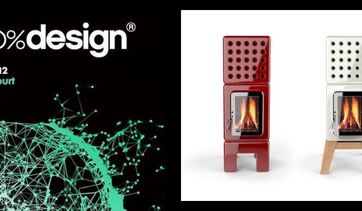 Le stufe Stack a 100% Design Londra
