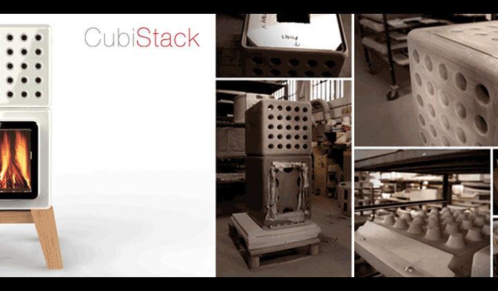 Cubistack disponibile da Febbbario 2012