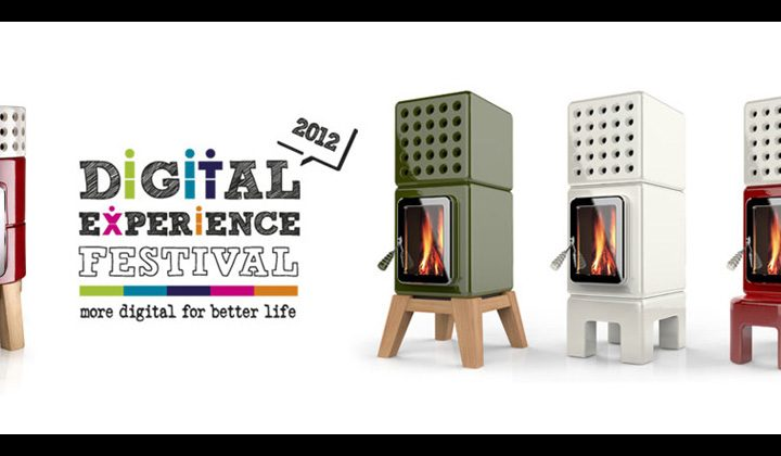 Le stufe Stack, case history al 'Digital Experience Festival'