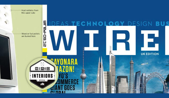 CubiStack su WIRED UK Edition