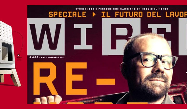 CubiStack su WIRED ITALIA