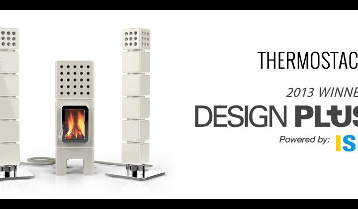 ThermoStack vince il prestigioso 'ISH Design Plus Award 2013'