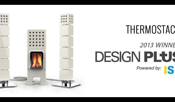 ThermoStack vince il prestigioso 'ISH Design Plus Award 2013'