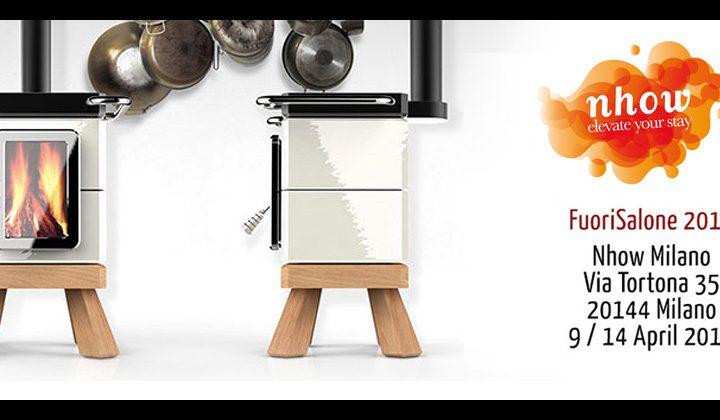 CookinStack al 'Nhow Milano – FuoriSalone 2013'