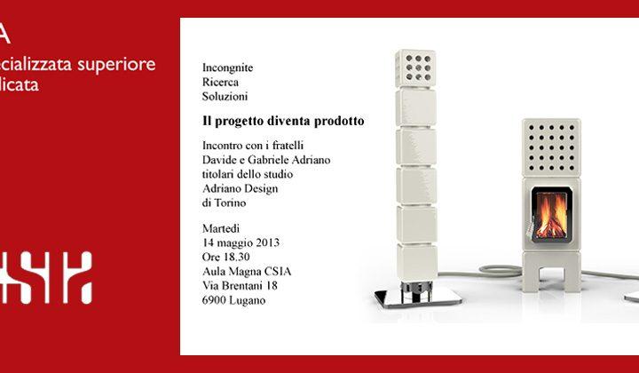 I fratelli Adriano, Guest Professors @ scuola SSS_AA di Lugano