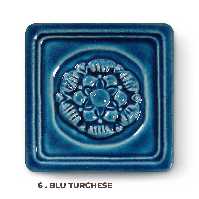 6 . Blu Turchese