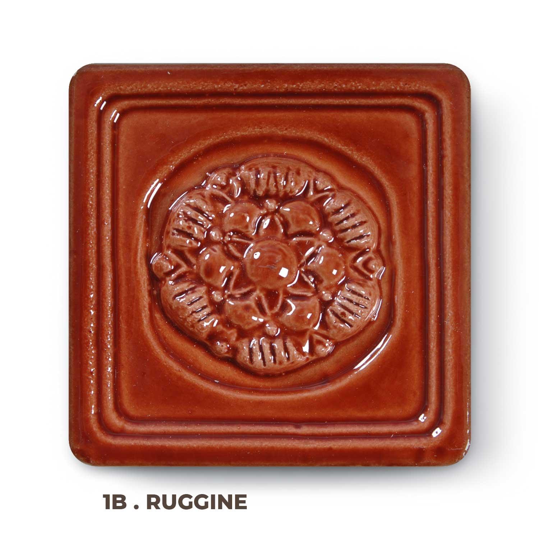 1B . Ruggine