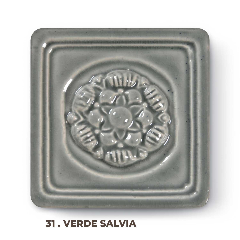 31 . Verde Salvia