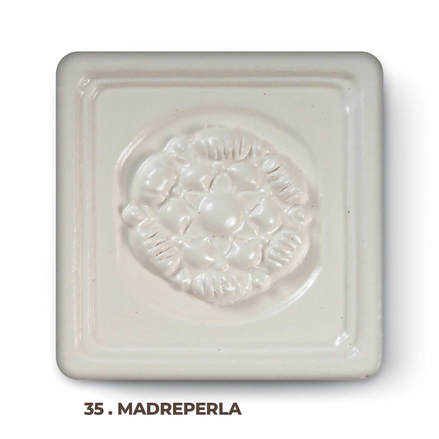 35 . Madreperla