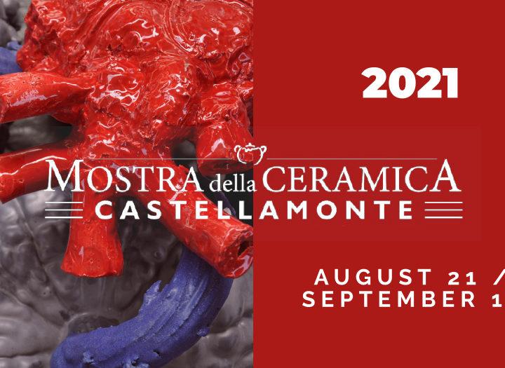 The Castellamonte Ceramic Exhibition is back